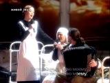 Конь_Пелагея и Дарья Мороз